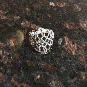 Sterling silver ring!